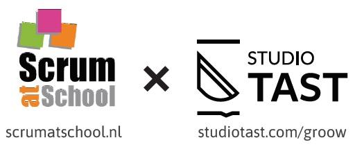 Scrum@school en Studio Tast, specialist in Design Thinking, bundelen hun krachten