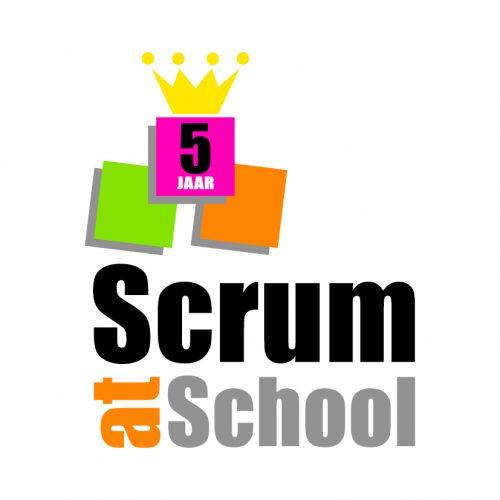 Jubileumactie 5 jaar Scrum@school